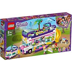 LEGO Friends Friendship Bus LEGO Heartlake City Toy Playset 41395 Bauset 8+ Jahre