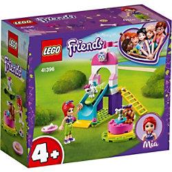 LEGO Friends Welpenspielplatz-Baukasten 41396 Bauset 4+ Jahre