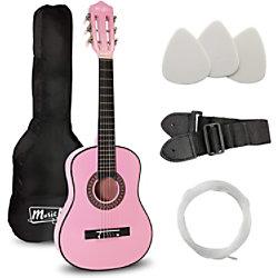 PDT Music Alley Junior Class Gitarre Pink MA-51