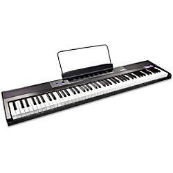 PDT Rockjam 88 Key Beg Digitales Klavier RJ88DP