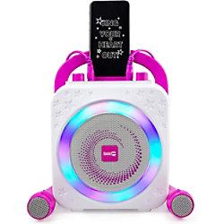 PDT RockJam BT Party Karaoke Mac Pink RJPS150-PK