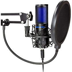 PDT STRMD USB-Mikrofon-Superkit ST-VLOG-SSK
