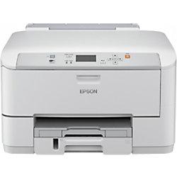 Epson WORKFORCE PRO WF-M5190DW Farb Tintenstrahl Tintenstrahldrucker DIN A4 Weiß C11CE38401