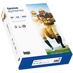 tecno Dynamic Papier DIN A4 2-fach gelocht 80 g/m² Weiß 500 Blatt 88322141
