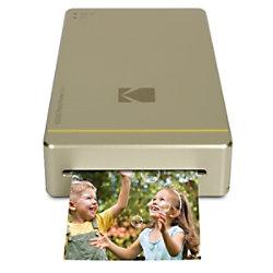 Kodak KPM 210G Farb Thermal Fotodrucker Gold KPM-210G
