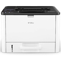 Ricoh SP 330DN Mono Laser Laserdrucker DIN A4 Weiß 939381