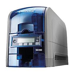 Datacard SD260 Farb Thermal Kartendrucker Grau 535500-002