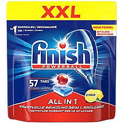 Finish Spülmaschinen Tabs Pack 57 Stück 451186
