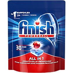 Finish Spülmaschinen Tabs Pack 30 Stück 451184