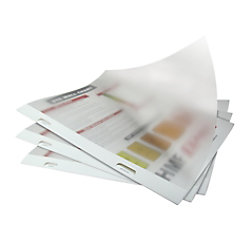 Bindomatic Einbanddeckel Agility Papier Weiß Pack 50 Stück 60004E