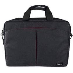 ewent Laptoptasche für 15 bis 16,1-Zoll-Notebooks Schwarz EW2513