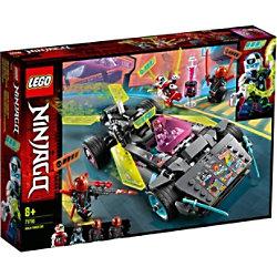 LEGO NINJAGO Ninja Tuner Auto 71710 Bauset 8+ Jahre