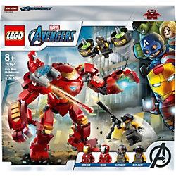LEGO Marvel Iron Man Hulkbuster gegen AIM Agent 76164 Bauset 8+ Jahre