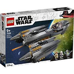 LEGO Star Wars Starfighter von General Grievous 75286 Bauset 9+ Jahre