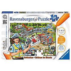 RAVENSBURGER tiptoi Puzzlen, Entdecken, Erleben: Im Einsatz 554 Puzzle Deutsch