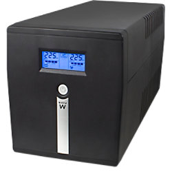 ewent Ups 1000 VA 2 x IEC C13 2 x Typ F Buchse 1 x USB 1 x RS232 EW3948