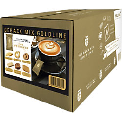 HEllMA Goldline Gebäckmischung Packung mit 140 Stück 60121882