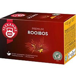 TEEKANNE Bio Roiboos Pur Tee Packung mit 20 Stück 64155