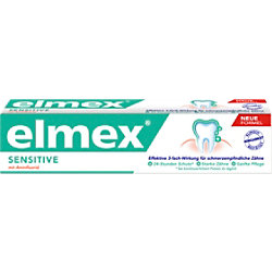Elmex Zahnpasta Sensitive 75 ml 425397