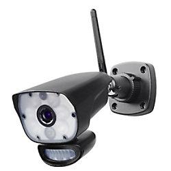 INDEXA DW700K Sicherheitskamera IP65 Außen 1.080 Pixel Schwarz 27916
