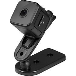 Technaxx 4826 Kompakt Kamera Innen 1.920 x 1.080 Pixel Schwarz