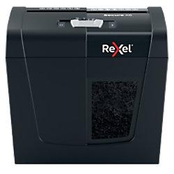 Rexel Aktenvernichter Secure X6 Kreuzschnitt Sicherheitsstufe P-4 2020122EU