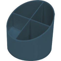 Helit Stifthalter The Green Cross Blau 105 x 110 mm 4 Stück H6790234