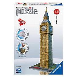 RAVENSBURGER Big Ben 12554 3D Puzzle Deutsch