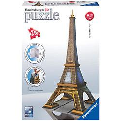 RAVENSBURGER Eiffelturm 12556 3D Puzzle Deutsch