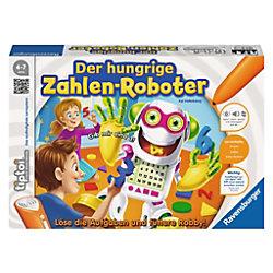 RAVENSBURGER tiptoi Der hungrige Zahlen-Roboter 706 Brettspiel Deutsch