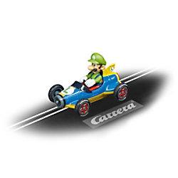 CARRERA Luigi Go!!! 64149 Nintendo Mario Kart 8, Mach 8, Luigi, GO 1/43 64149 Spielzeugauto 20064149