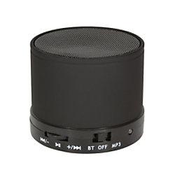 Logilink SP0051 Drahtloser & Bluetooth-Lautsprecher Schwarz
