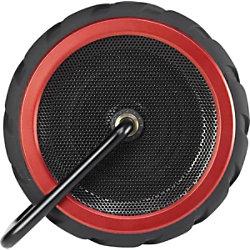 Renkforce AdventureWheel 1 Drahtloser & Bluetooth-Lautsprecher Schwarz RF-4730955