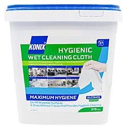 KONIX Hygienische Reinigungstücher Pack 375 Stück T1954.729.0011