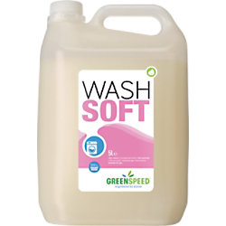 GREENSPEED by ecover Weichspüler Wash Soft Blumig 5 L 4001629