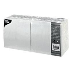 PAPSTAR Servietten 250 Stück Weiß 250 Stück 12484