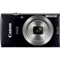 Canon Digitalkamera IXUS 185 Schwarz 20 Megapixel 1803C001