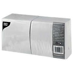 PAPSTAR Servietten Weiß 250 Stück 14486