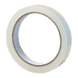 Niceday Klebeband Polypropylen 15 mm x 66 m Weiß 8 Rollen 1528358