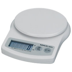 Maul alpha Briefwaage Weiß 2 kg 16420