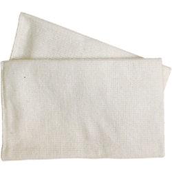 BETRA Bodentuch Mischgewebe Weiß 70 x 80 x 60 cm 10 Stück 102073