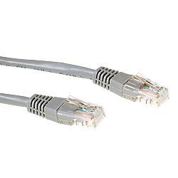 ewent IM6002 Cat5E UTP Netzwerk-Patchkabel 2 m Grau