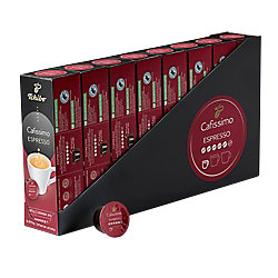 Tchibo Cafissimo Espresso kräftig Kaffeekapseln 80 Stück à 7.5 g 464522