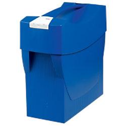 HAN Hängeregistraturbox Swing DIN A4 Blau 39,7 x 15,4 x 34,7 cm 1901-14