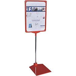 Franken Preisständer/ PSM A4 01, DIN A4, rot