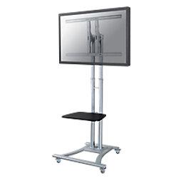 NewStar Bildschirmwagen PLASMA Silber PLASMA-M1800E