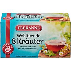 TEEKANNE 8 Kräuter Kräuter Tee 20 Stück à 2 g 6168