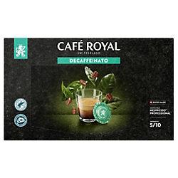 CAFÉ ROYAL Espresso Decaffeinato Nespresso* Kaffeepads 50 Stück 73007