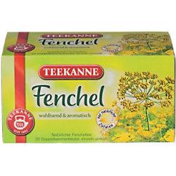 TEEKANNE Fenchel Tee 20 Stück à 3 g 6165