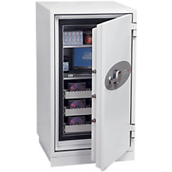 Phoenix Datenschutztresor DS4621E Weiß 690 x 720 x 1.160 mm